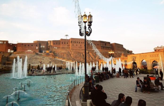 erbil's ancient citadel