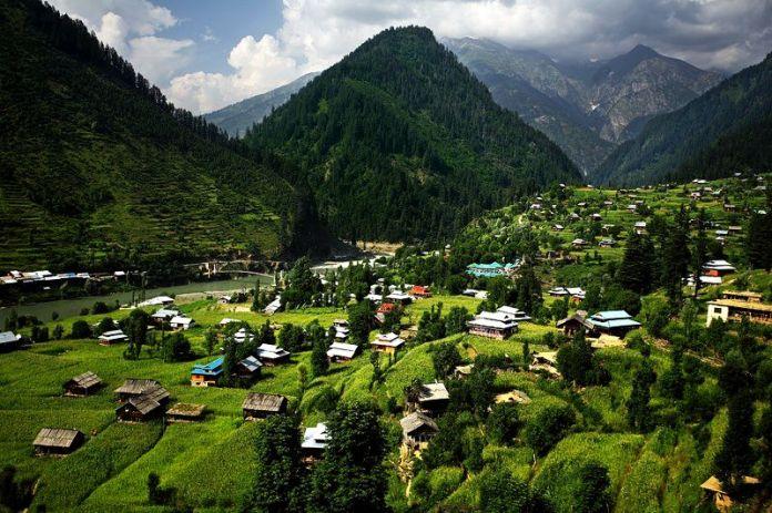 sharda village