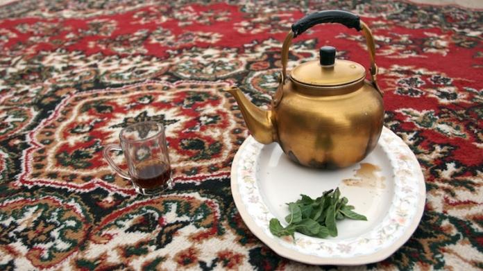073 Mint Tea
