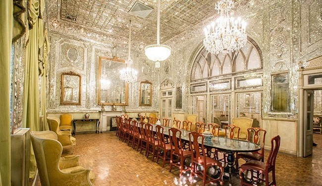 In picture: A look into Golestan Palace in Tehran