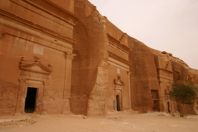 Mada-in-Saleh-tombs
