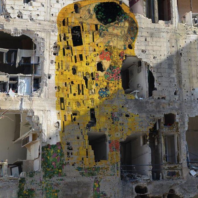 syrian museum klimt