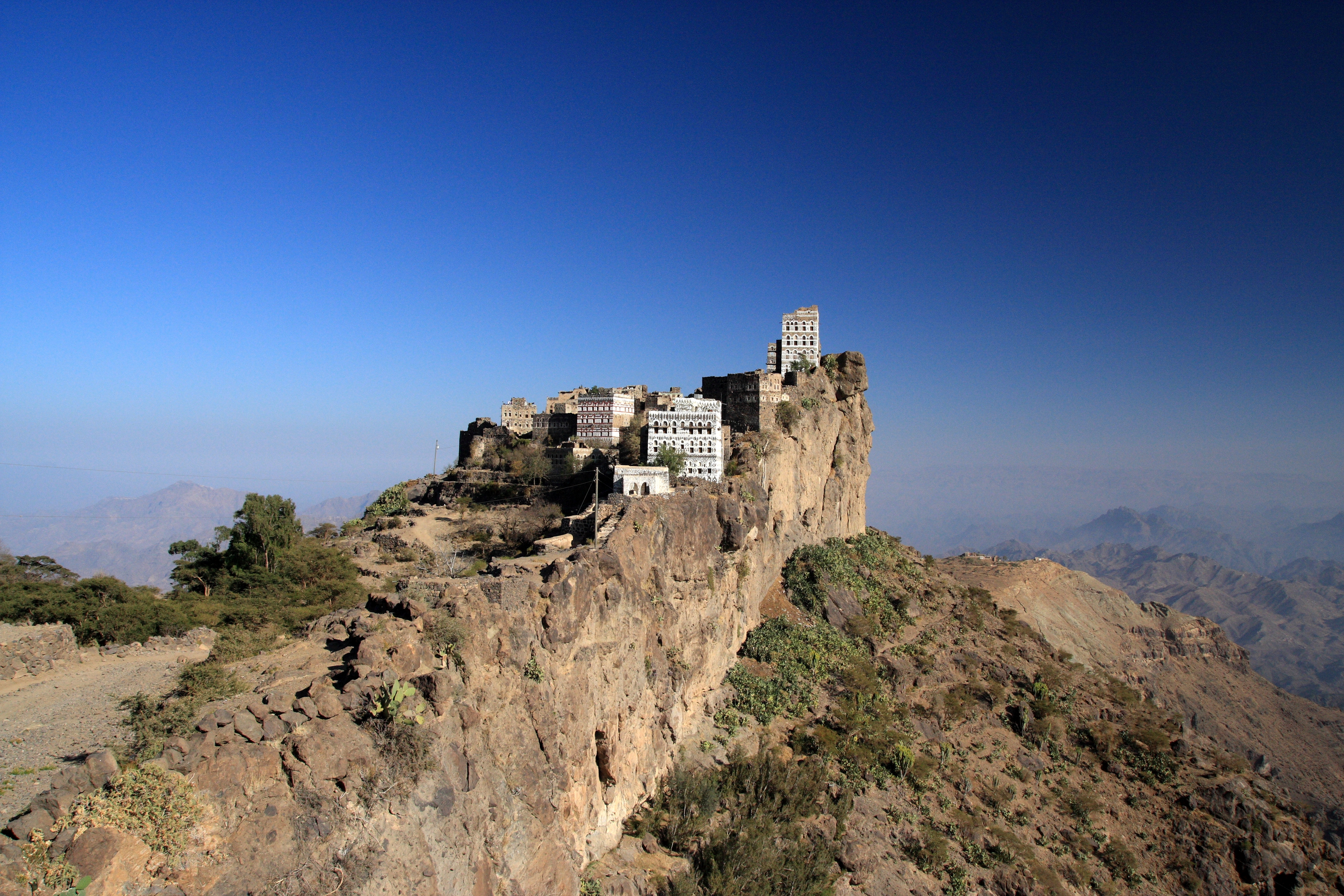 Top Tourist Attractions In Yemen Best tourist attraction places in