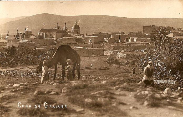 postcard of kana