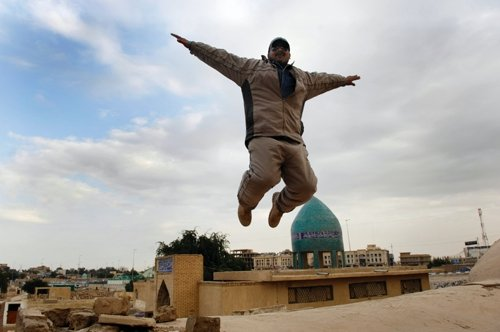 Iraq is Flying. 19
