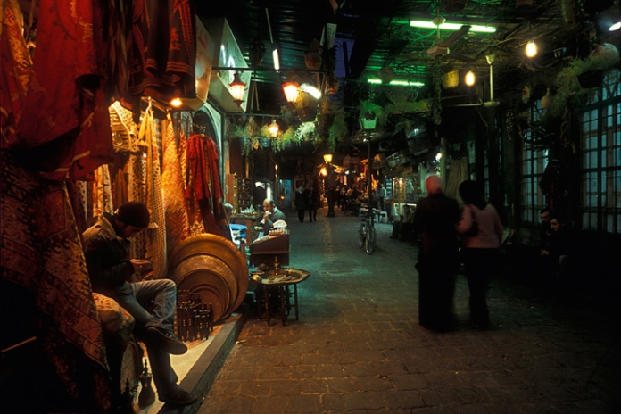 Syria. Damascus, the eye of the East