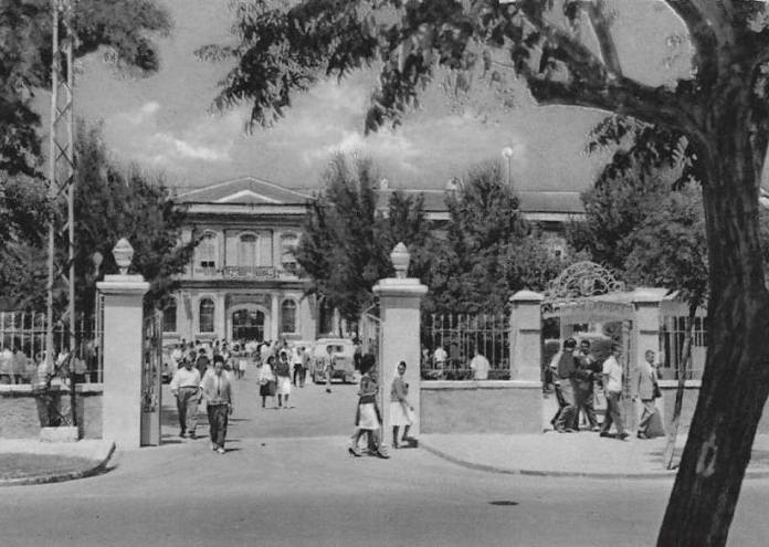 the faculty of law damascus university 1952