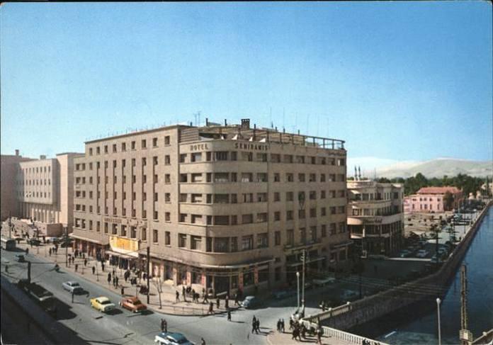 the semiramis hotel 1970