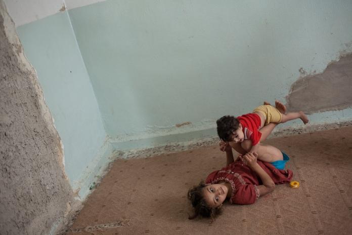 Refugies syriens en Jordanie