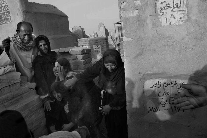 MIDEAST IRAQ US WAR