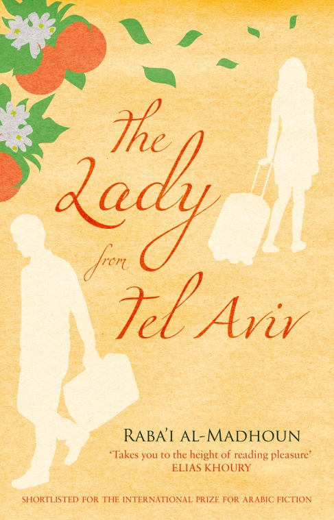 Lady from Tel Aviv front cover - Copy
