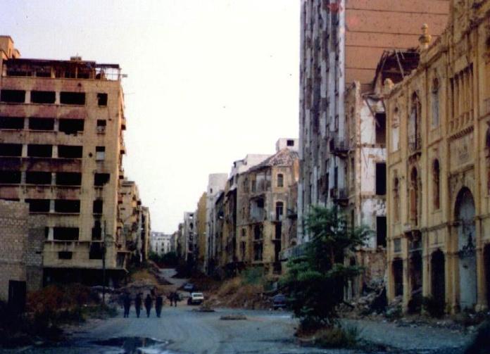 Green_Line,_Beirut_1982